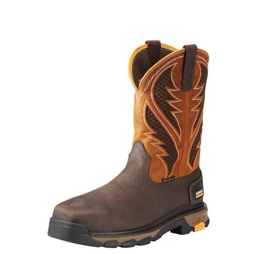 Ariat Men's Intrepid Venttek Comp Toe Western Work Boot