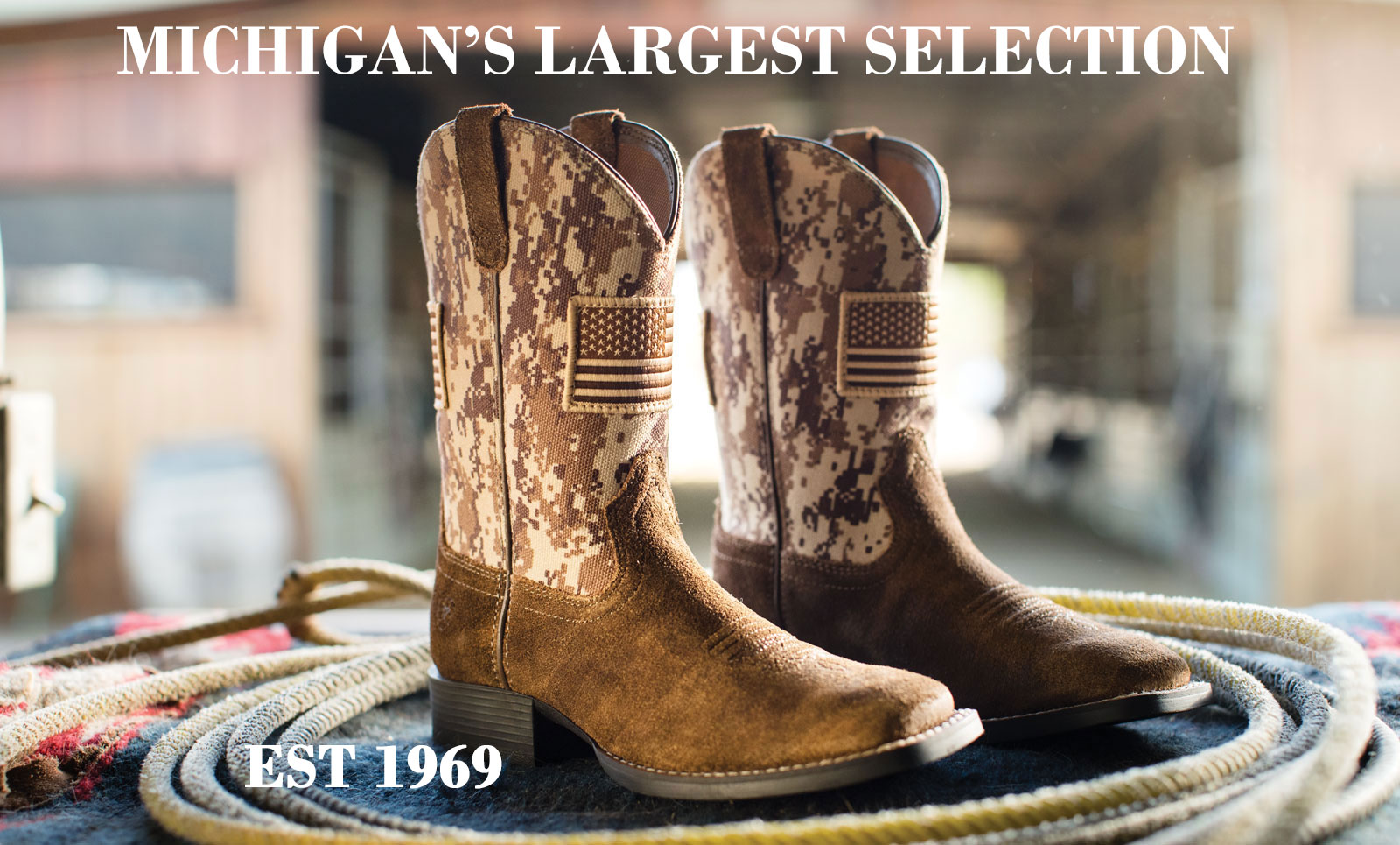 707bc36d Jacksons Western Store | Cowboy Boots, Cowboy Hats | Grand Rapids MI