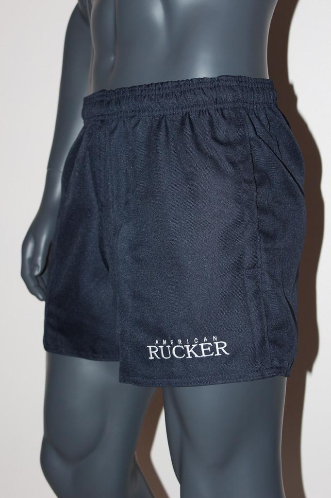 American Rucker Rugby Shorts - Navy - Men - Women