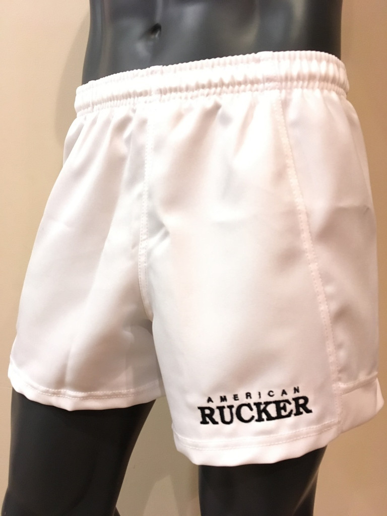American Rucker Rugby Shorts -  G9 or 9 Panel with Spandex - Sublimated Shorts are available too. American Rucker - Sublimated Rugby Jersey - Rugby Jersey -ProFit Rugby -  Rugby Gear - Rugby Ball - Night Ball - Training Ball - Practice Ball - Rugby - Rugby Union - Rugby Jersey - Rugby Shorts - Rugby Head Guard - Mouth Guard