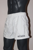 White RuckerPro Shorts with Pockets - American Rucker