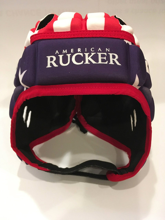 American Rucker Flag Head Guard