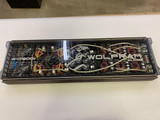 Wolfram Audio | W-7500.1D | Acrylic Backplate