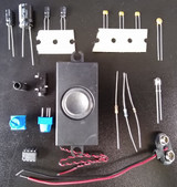 Keychain Amplifier Parts Kit