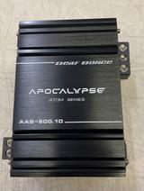 Deaf Bonce Apocalypse AAB-800.1D