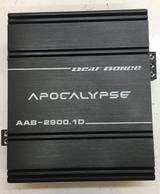 Deaf Bonce Apocalypse AAB-2900.1D