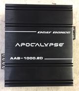 Deaf Bonce Apocalypse | AAB-1000.2D