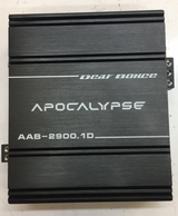Deaf Bonce Apocalypse | AAB-2900.1D | SCRATCH/DENT