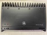 JL Audio 300/4 v3 (Scratch/ Dent)