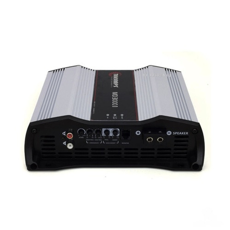Taramps MD 3000.1 4 Ohms New Taramp/'s MD3000 Amplifier 3 Day Delivery