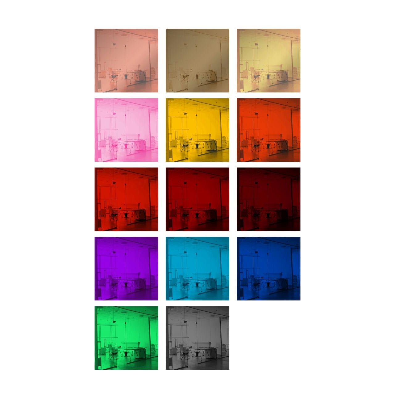 Color Acrylic Mirror Sheets