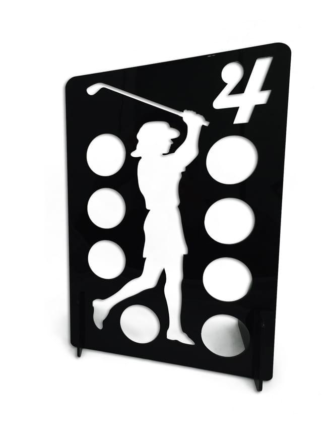 Golf K-cup Holder