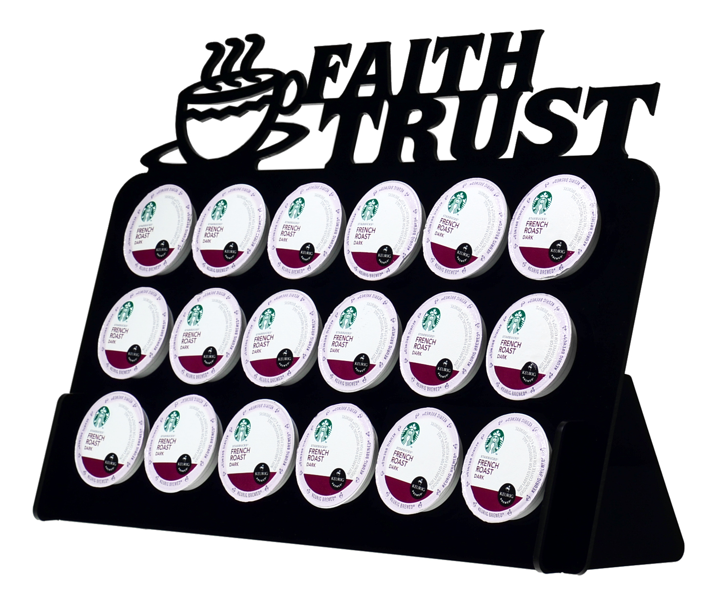 Religious Coffee Pod Holders