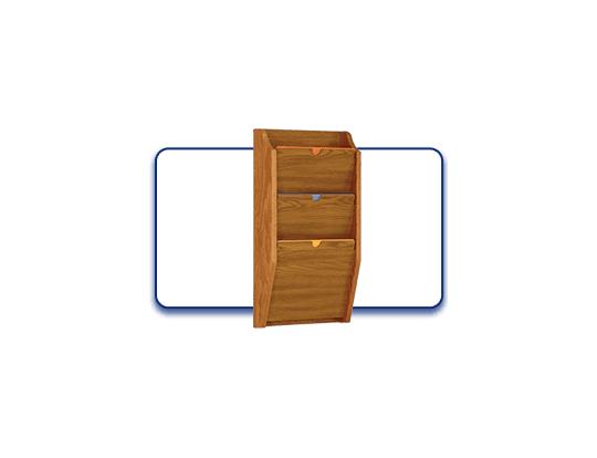 Chart & File Pockets