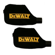 Dewalt N126162 Dust Bag 2 Pack