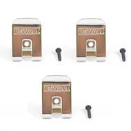 Dewalt 659916-00Sv Belt Clip 3 Pack