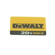 Dewalt N089231 Id Label