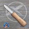"""Dexter S1712 3/4NH 2 3/4"""" New Haven Pattern Oyster knife with wood handle"""