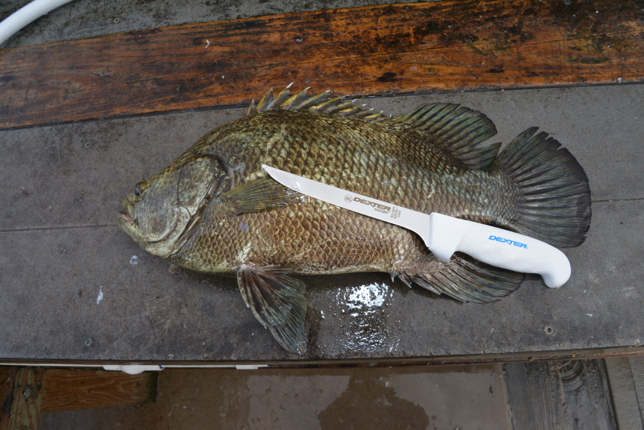 Dexter fishermans flex fillet knife