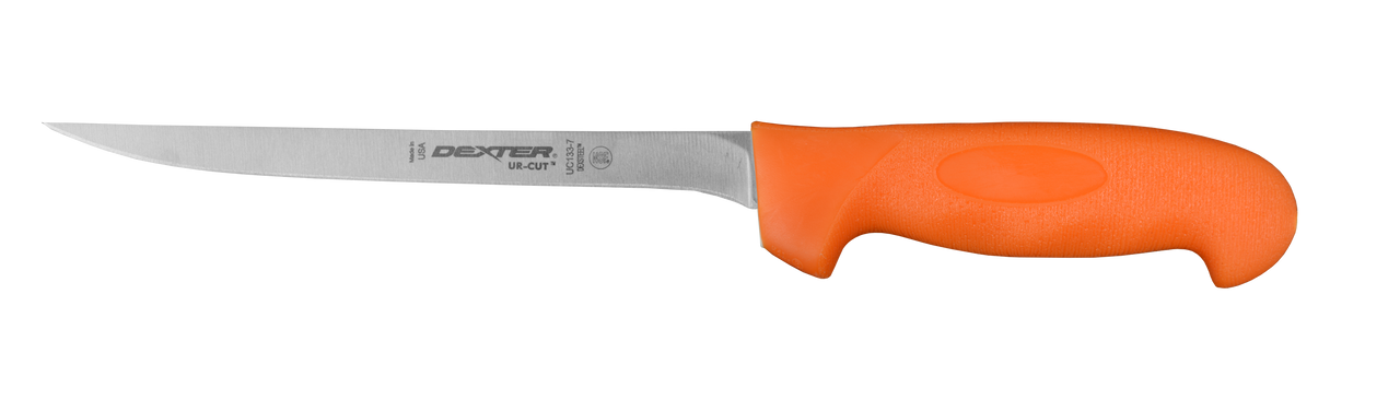 UC133-7 7 inch UR-Cut® Moldable Handle fillet knife