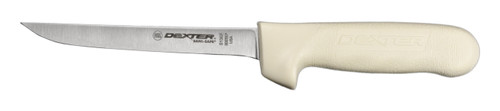 Narrow flexible S136F boning knife