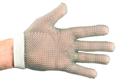 SSG2 stainless mesh glove size medium