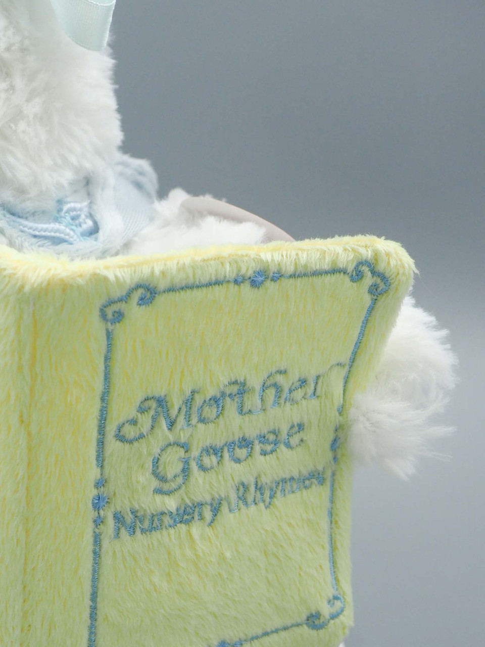 mother goose blue cuddle barn nursery rhymes