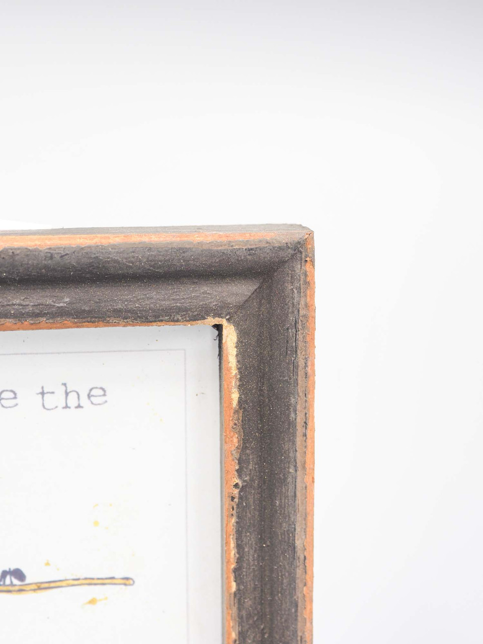 framed sentiment you are the sweetest