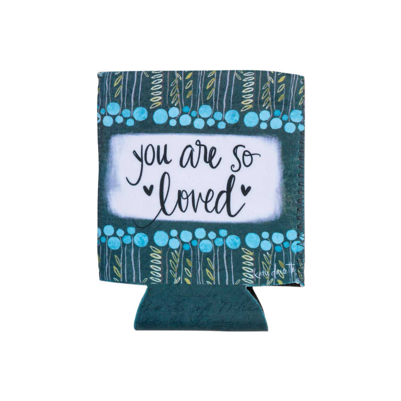 you are so loved drink sleeve brownlow gifts