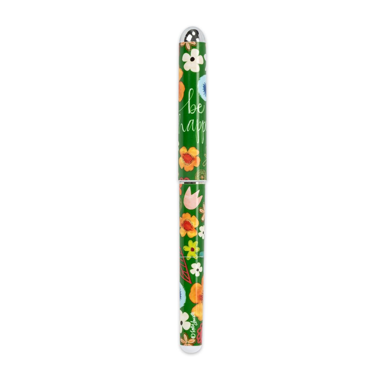 be happy rollerball pen brownlow
