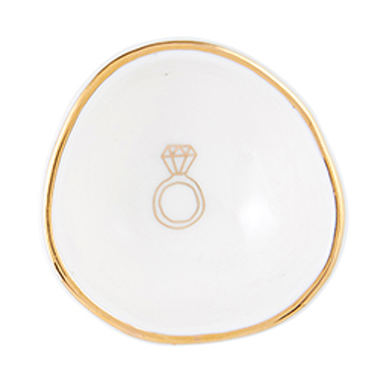 Display your rings in style with our small Ring Dishes. Hand made ceramic bowls provide a safe place to store your ring.