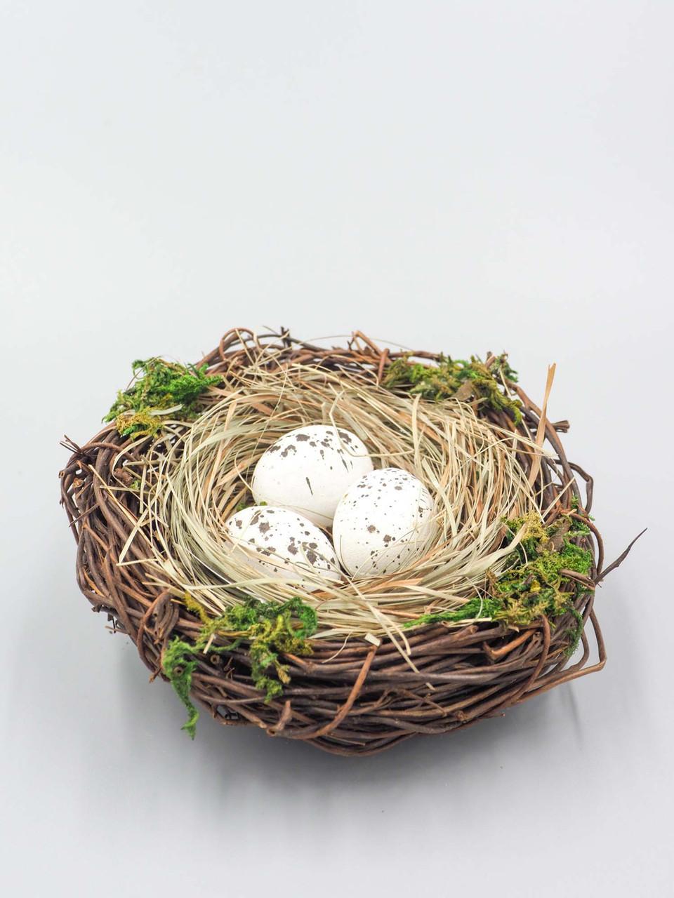 miniature bird nest