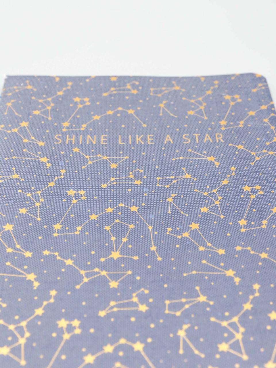 Shine like a star notebook studio oh