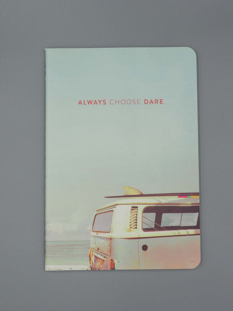 always choose the dare notebook studio oh