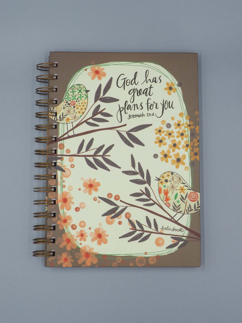 god has plans for you jeremiah 29:11 brownlow gifts