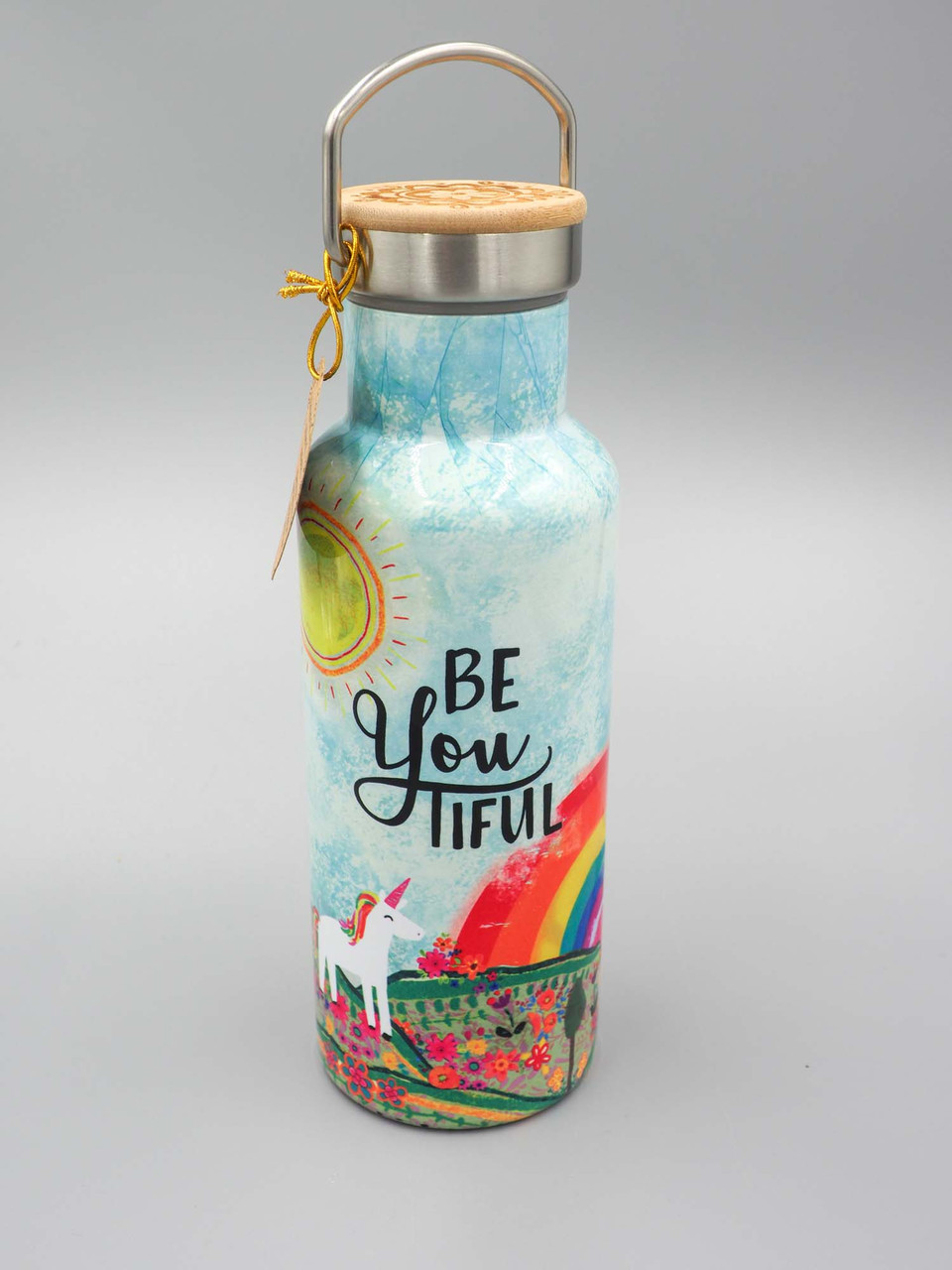 beyoutiful you natural life traveler water bottle