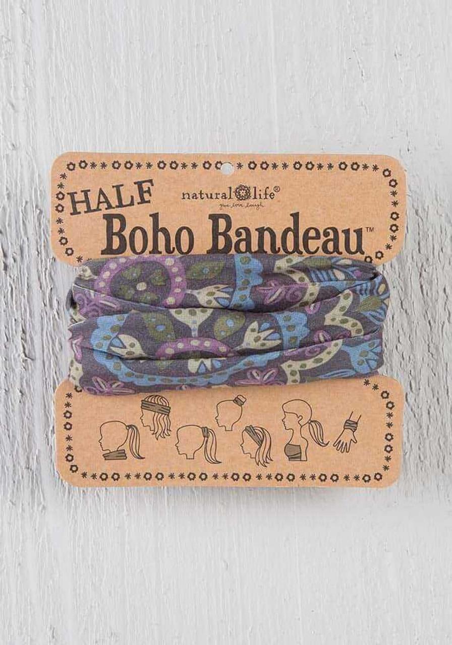 Mandala Half Boho Bandeau