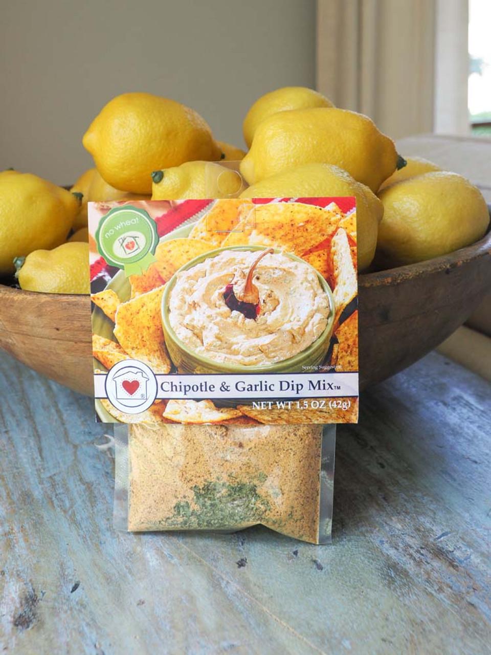 chipotle and garlic dip mix