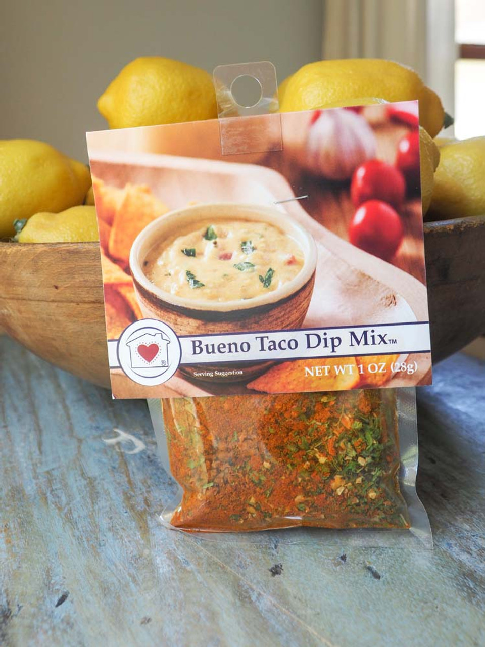 bueno taco dip mix