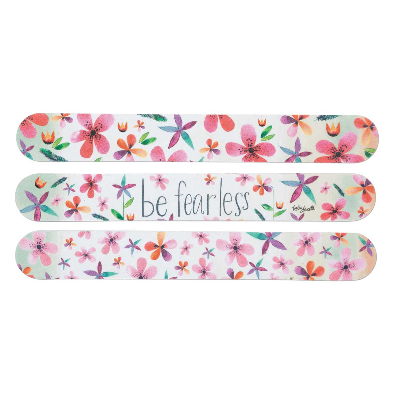 be fearless emery board set brownlow gifts