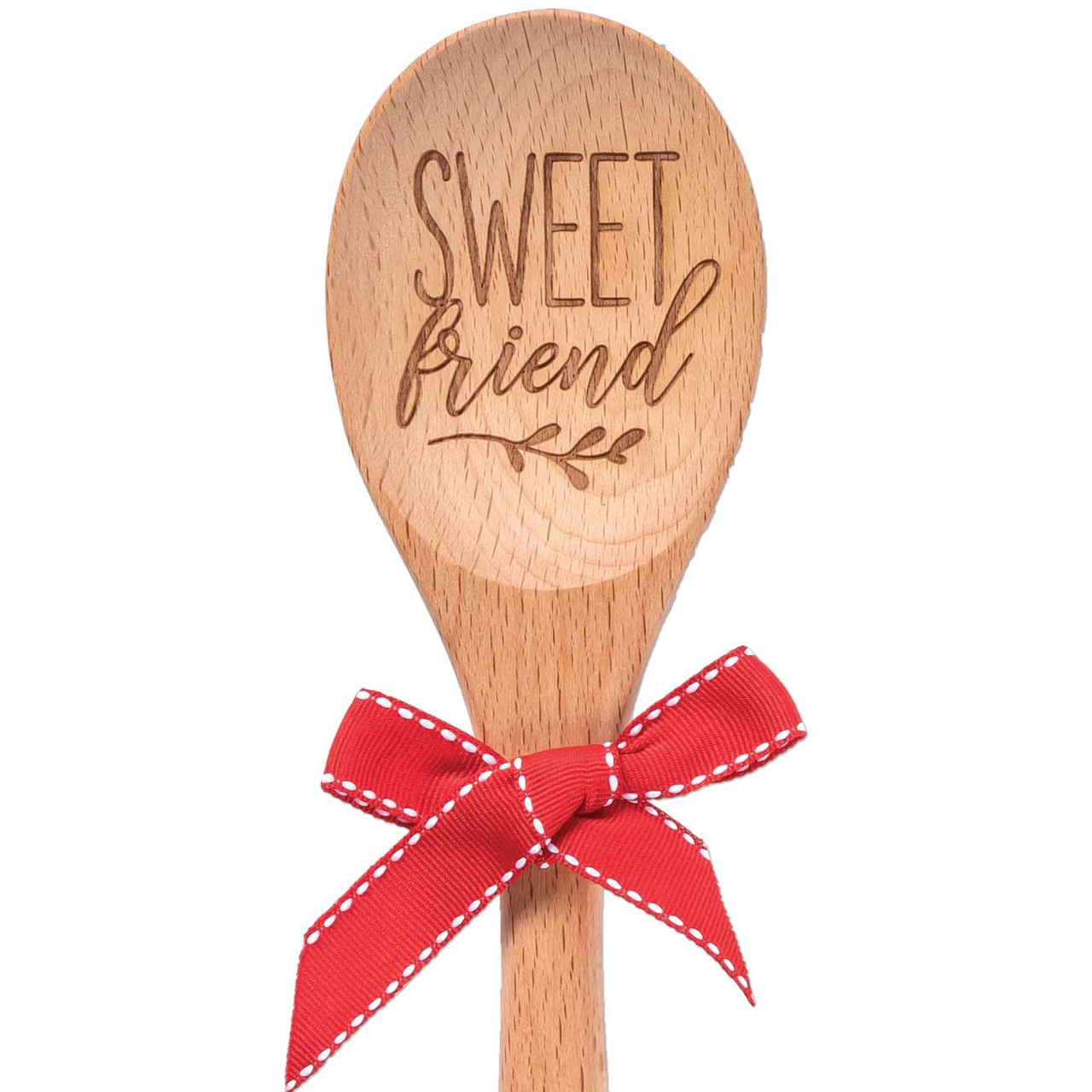 sweet friend sentiment spoon brownlow gifts
