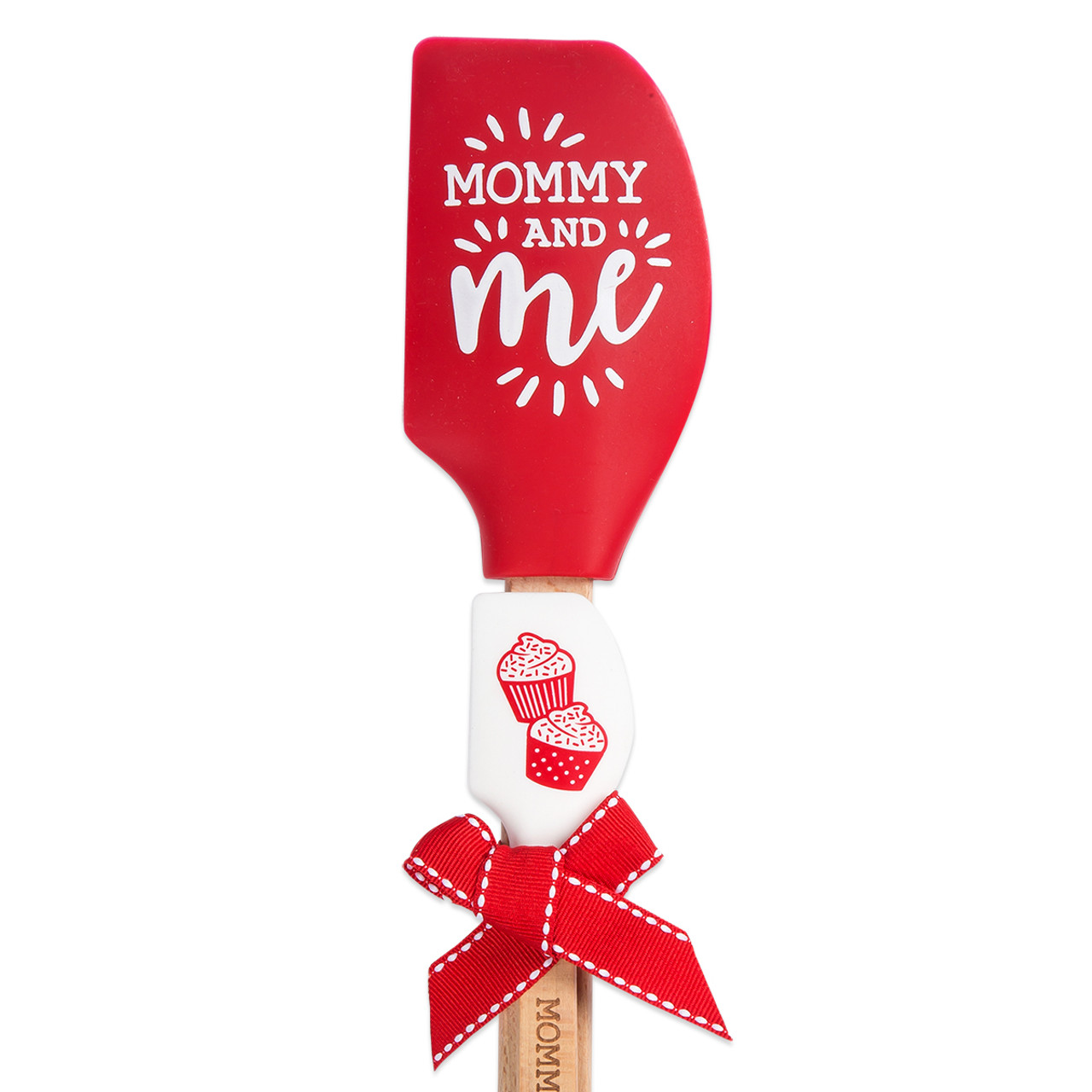 mommy and me kitchen buddies double spatula