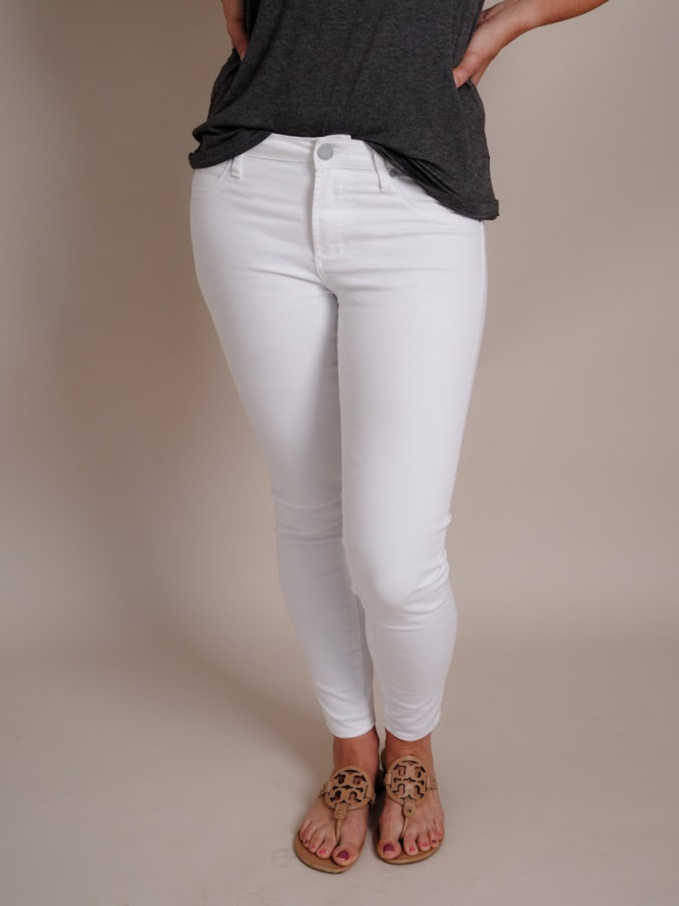 St. Kitts White Denim