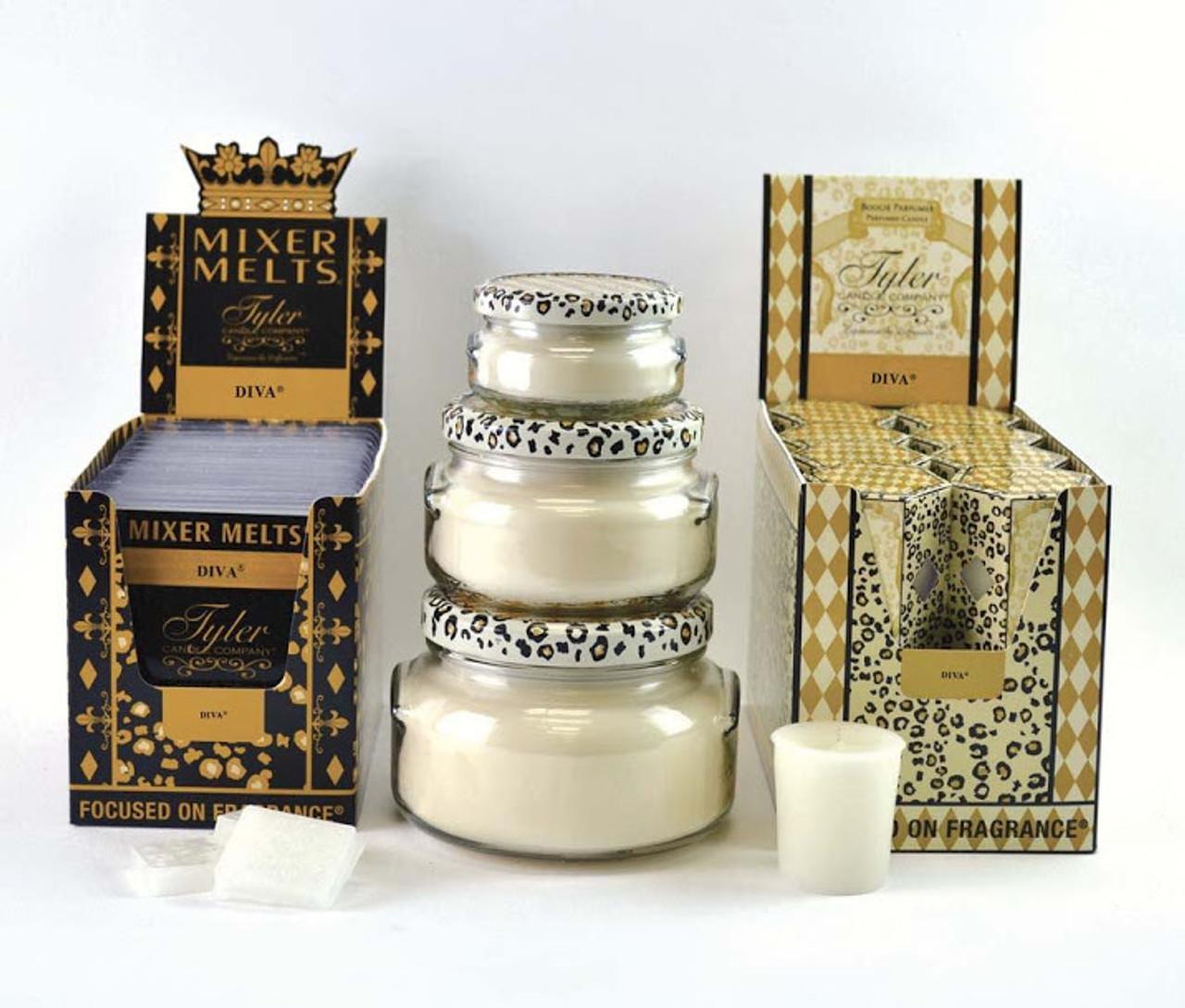3.4 oz. DIVA® Tyler Candle Company