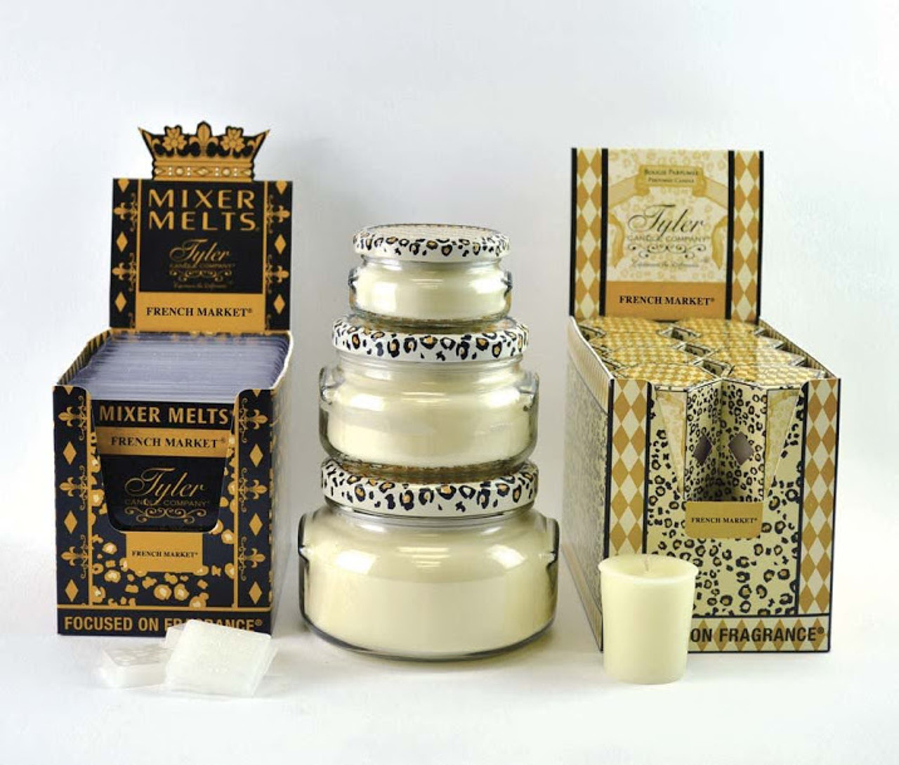 22 oz French Market Candle Tyler Candle Company