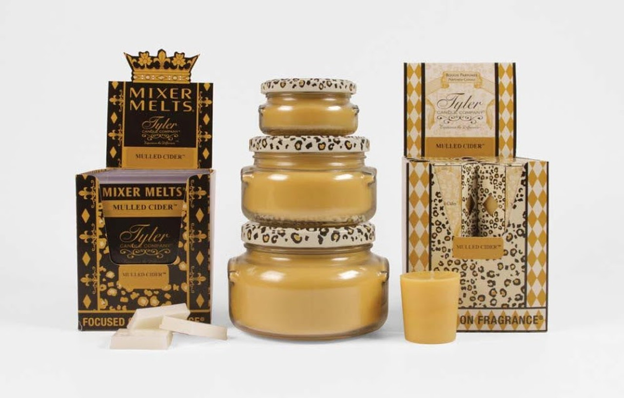 Mulled Cider Mixer Melt Tyler Candle Company
