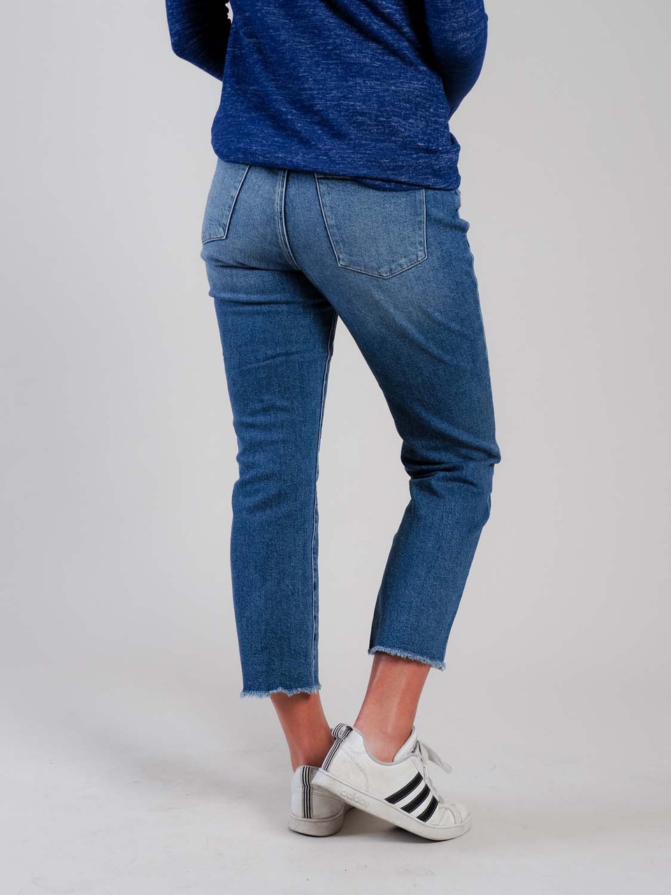 articles of society Kate granger high waisted jean