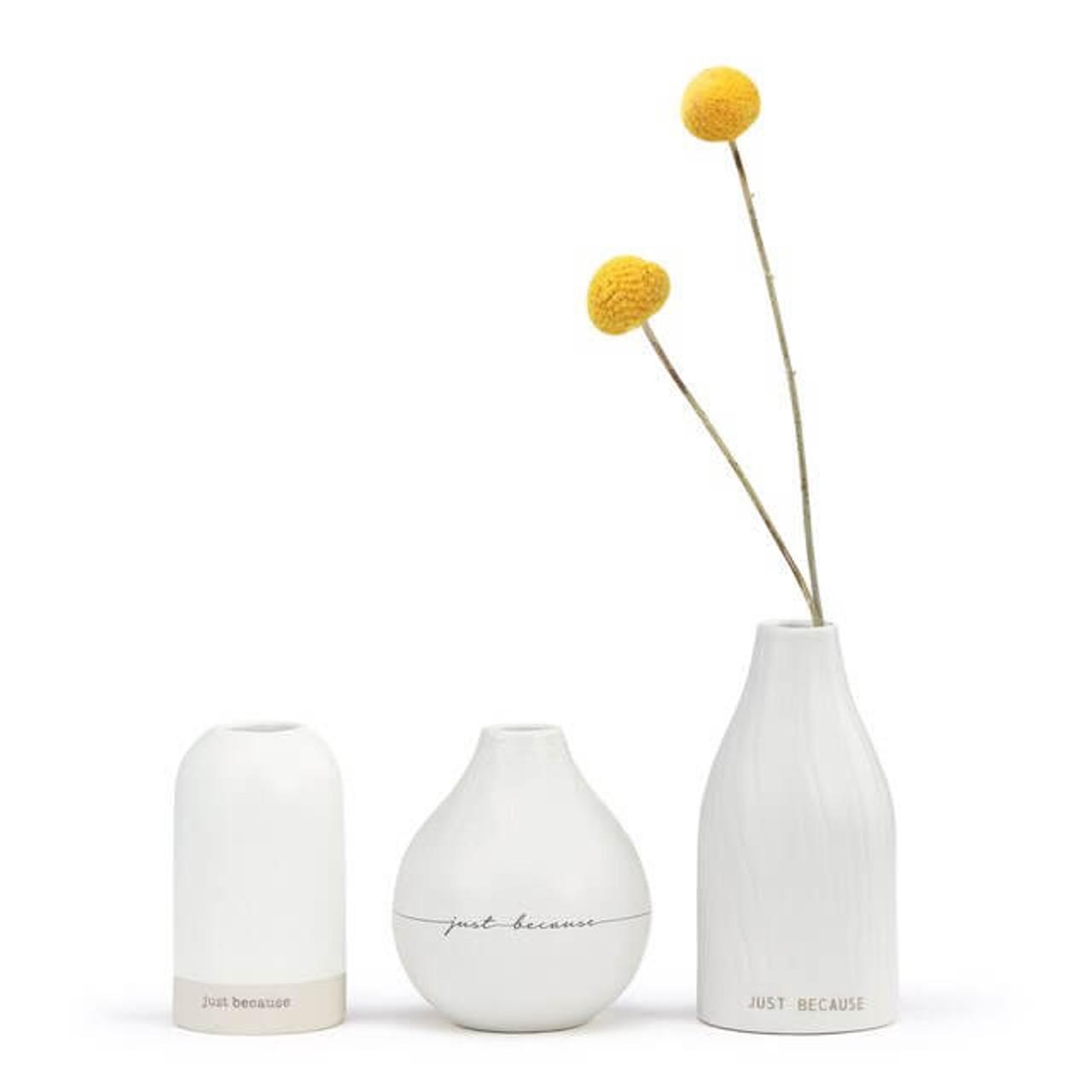 XOXO Just Because Vase Demdaco