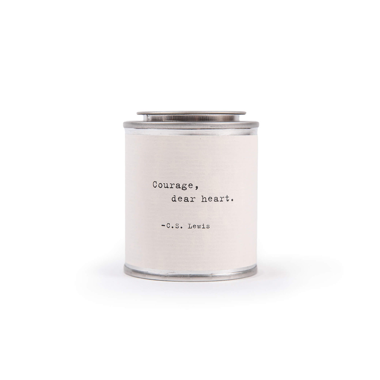 Courage, Dear Heart Shine Candle Sugarboo