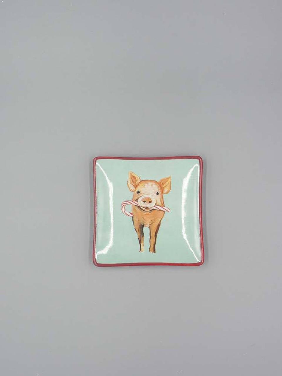 Festive Pig Dish